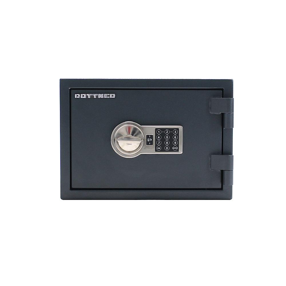 Seif Antifoc și Antiefracţie Rottner Fire Champ 30 Premium Închidere Electronică