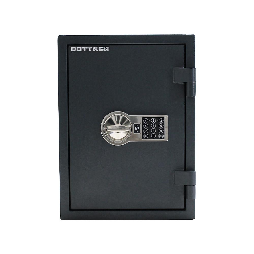 Seif Antifoc și Antiefracție Rottner Fire Hero 50 EL Închidere Electronică