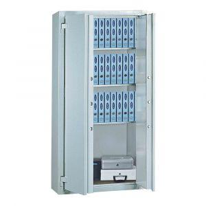 Rottner Stahlbüroschrank Residenz  DS 195 L Premium (2flügelig)  Zahlenkombinationsschloss