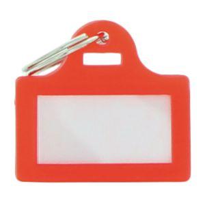 Rottner Schlüsselanhänger Quer rot