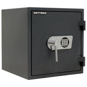 Rottner feuersicherer Wertschutzschrank EN1 FireProfi 50 Premium Elektronikschloss anthrazit