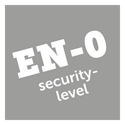 Icon Sicherheitsstufe EN-0