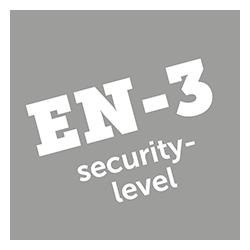 Icon Sicherheitsstufe EN-3