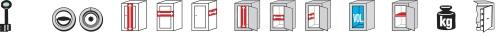 Rotter symbol safe dimensions